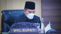 Wabup Muba Sampaikan 3 Raperda Usulan Pemkab Muba ke DPRD